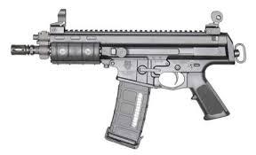 Robinson Armaments auto pistol