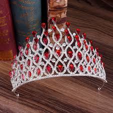 Dabaiyang Bride <b>Big</b> crown European <b>Luxury Rhinestone Crystal</b> ...