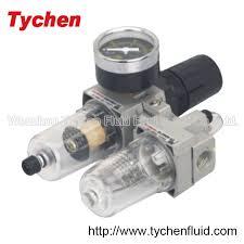 China 40um or 5um <b>Pneumatic Component</b> Air Filter <b>Air Tac</b> Triplet ...