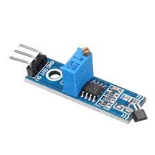 <b>5pcs LM393 3144 Hall</b> Sensor Hall Switch Hall Sensor Module for ...
