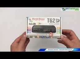 Видео обзор World Vision T62D - ytCropper