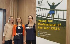 events young tax professional of the year ey the young tax professional of the year award 2016