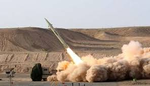 Image result for حملات گسترده موشکی به پایگاههای نظامی آل سعود