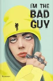 «<b>Блокнот</b> Billie Eilish. I'm the bad guy» за 250 ₽ – купить за 250 ...