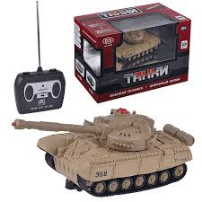 <b>Радиоуправляемый</b> танк <b>Play Smart</b> 9554A - М54433 | детские ...