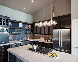 decoration breathtaking pendant lighting for kitchen island height with mini glass pendant shades also jenn air breathtaking modern kitchen lighting