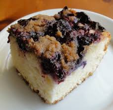 Blueberry <b>Milk Tea Cake</b> - justJENN recipes justJENN recipes
