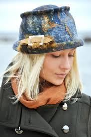 felt <b>hat</b> Jelena Ost | Прически под шляпу, Шляпа, <b>Шапочка</b>