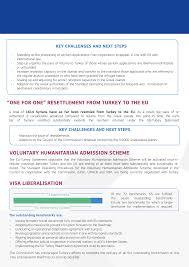 managing the refugee crisis eu turkey statement progress report managing the refugee crisis eu turkey statement progress report 2016