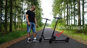 <b>Xiaomi M365</b> PRO <b>electric scooter</b> review and comparison - YouTube