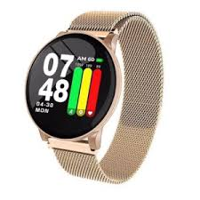 <b>W8</b> Steel Band <b>Smart Watch Sport</b> Fitness Tracker IP67 Waterproof ...