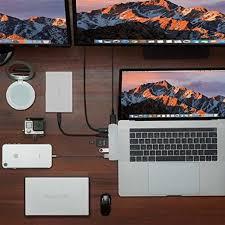 <b>USB Хаб Hyper HyperDrive</b> DUO 7-in-2 Hub для <b>USB</b>-C MacBook ...