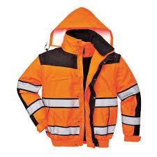 Portwest C466, Классическая светоотражающая куртка-<b>бомбер</b> ...