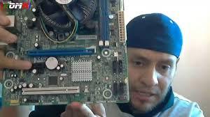 <b>Motherboard Intel</b> DH61WW socket 1155 Processor Core <b>i3</b> 2100 ...