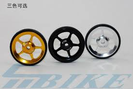 <b>1 pair Bicycle</b> Easywheel 3 Colors Aluminum Alloy Super ...
