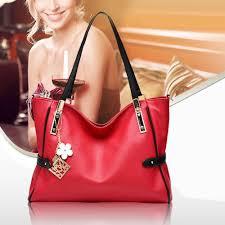 Women's <b>Classic Fashion PU Leather</b> Handbag Cross Body ...