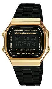 Мужские <b>часы</b> CASIO A168WEGB-1BEF - купить по цене 2590 в ...