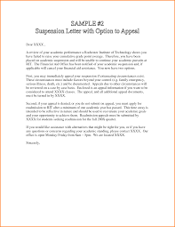 how to write an appeal letter for financial aid financial aid request for appeal of financial aid suspension