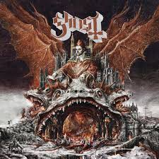 <b>Prequelle</b> by <b>Ghost</b> on Spotify