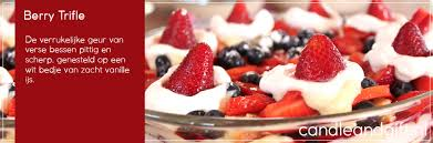Image result for image yankee candle berry trifle