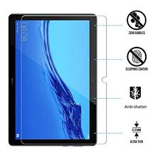 Buy Newlike Tempered Glass for Huawei MediaPad T5 ... - Amazon.in