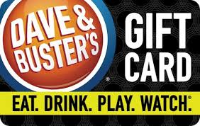 Dave & Buster's Gift Card | Kroger Gift Cards