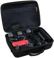 Hermitshell Hard EVA Travel Black Case Fits DJI ... - Amazon.com