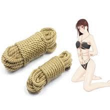 Секс-рабыня, <b>веревка для связывания</b>, мягкая <b>хлопковая веревка</b> ...