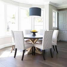 concrete round dining table bay window dining table m curved breakfast nook salvaged wood marble x