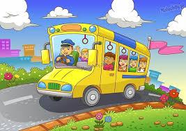 Znalezione obrazy dla zapytania autobusy szkolne