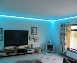 led wall wash install colour changing rgb leds into coving around the room bedroom accent lighting surrounding