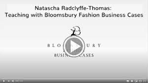 What's in Bloomsbury <b>Fashion</b> Business <b>Cases</b>