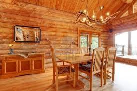 Rustic Cabin Bedroom Decorating Living Room Appealing Log Cabin Living Rooms Pinterest Log Home