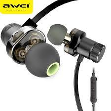 <b>AWEI X650BL</b> Wireless Headphones Bluetooth Headset Earphone ...