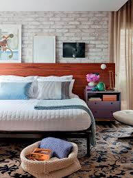 dealing feng shui: a simple thing like a soft woven basket make this room settle in much more fyi for better feng shui the art overhead that is resting on the headboard