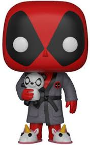 <b>Funko Deadpool</b> Merchandise - <b>Deadpool</b> in Robe Parody <b>Pop</b> ...