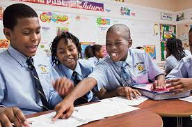 paying kids for good grades  does it work    photo essays   timeat the burroughs education center in washington dc  students get paid on the basis of