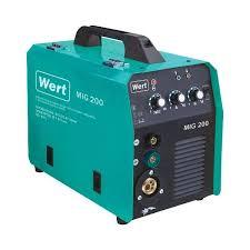 ᐅ <b>Wert</b> MIG 200 отзывы — 7 честных отзыва покупателей о ...