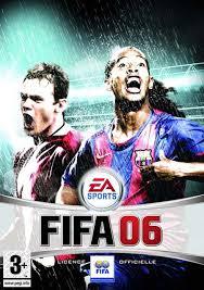 Xbox Fifa 06 Rooney