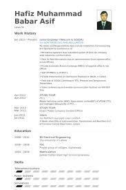 junior engineer telecom scada resume samples telecom resume examples