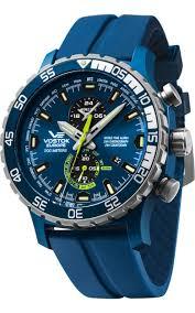 YM8J/597E546 <b>Vostok Europe</b> кварцевые наручные <b>часы</b> для ...