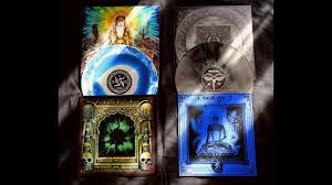 CULT OF FIRE - Moksha / <b>Nirvana</b> Limited colorful double <b>LP</b> ...