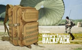 ProCase Military Tactical <b>Backpack</b>, <b>40L Large Capacity</b>: Amazon.co ...