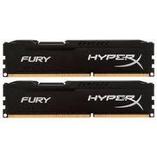 «<b>Модуль памяти</b> Kingston <b>HyperX Fury</b> HX313C9FBK2/8 ...