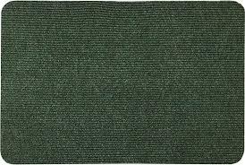 <b>Коврик придверный Beaulieu Sochi</b>, цвет: зеленый, 36 х 57 см ...