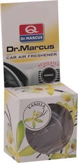 <b>Ароматизатор</b> для авто <b>DR</b>. <b>MARCUS Speakershaped</b> Ваниль 174