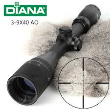 Tactical ohhunt <b>3 9X40</b> Optics Riflescopes Rangefinder or <b>Mil Dot</b> ...