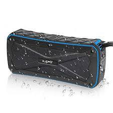 iLepo Portable <b>Outdoor Bluetooth Speaker Waterproof</b>: Amazon.co ...