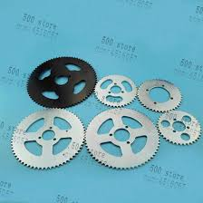 <b>25h</b> 92t 29mm Chain Sprocket Electric Scooter Rear Sprocket fit fine ...