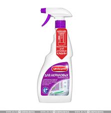 <b>Средство чистящее UNICUM</b> для чистки акриловых ванн и ...